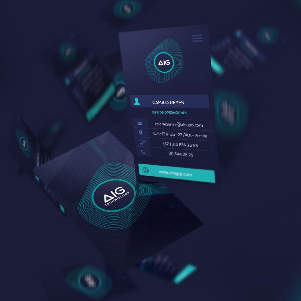 Diseño de logos tecnologia