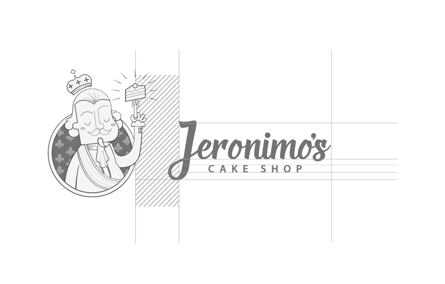 Diseño de logos pastelería