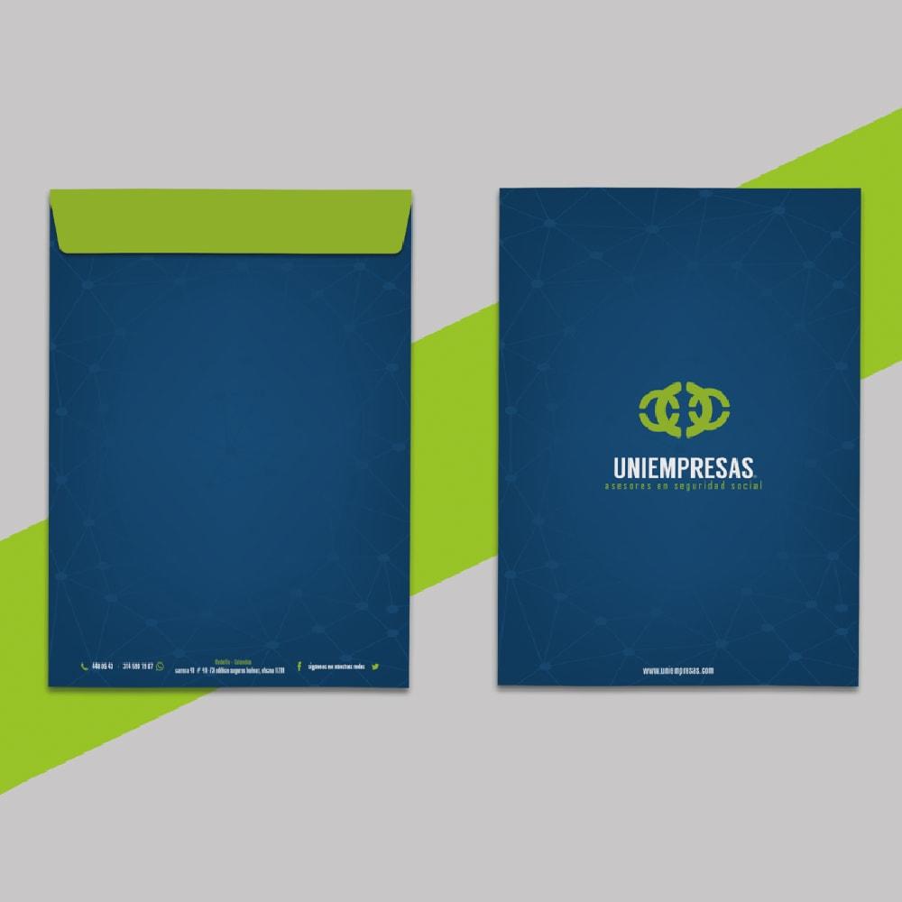 Diseño de logos seguridad social